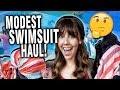 TARGET SWIMSUIT HAUL 2018! - MODEST SWIMWEAR HAUL!