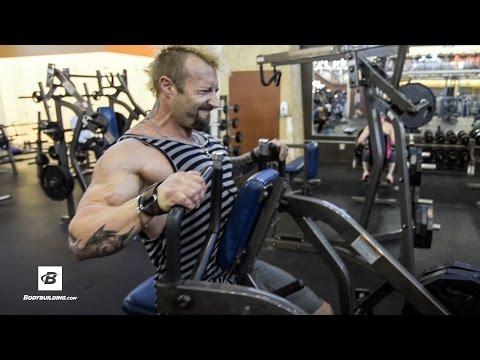 Upper Back & Calves Workout | Day 33 | Kris Gethin's 8-Week Hardcore Training Program