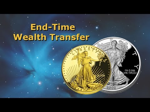 The Great End Time Wealth Transfer to God's People