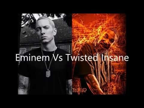 Eminem Vs Twisted Insane The Final Fight
