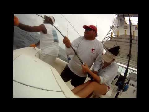 Los Suenos Costa Rica Dreams Sport Fishing (August 2013)