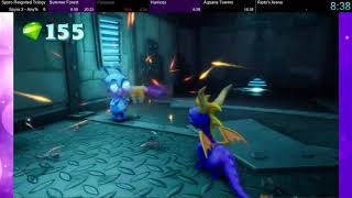 "Spyro Reignited Trilogy ""Spyro 2 - Any%"" speedrun in 24:31 [Former WR]"