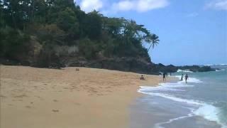 plage de Moya Comores.wmv