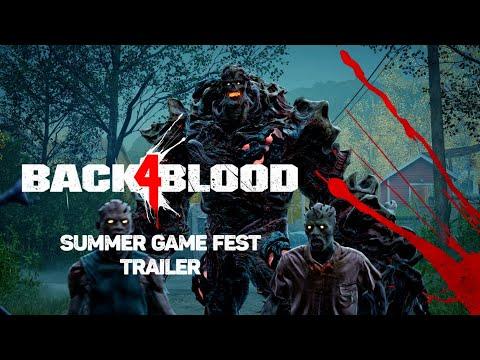 Back 4 Blood – Summer Game Fest Trailer