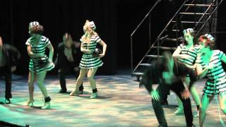 """Jailhouse Rock"" from All Shook Up @ Texas State University"