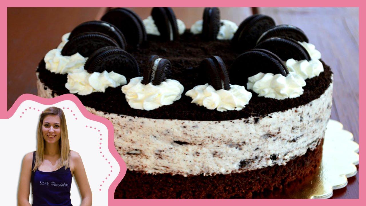 Oreo Torta Recepttel Amazing Oreo Cake With Recipe