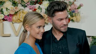 Hannah Godwin And Dylan Barbour Reveal Their 3 Wedding Must-haves Exclusive