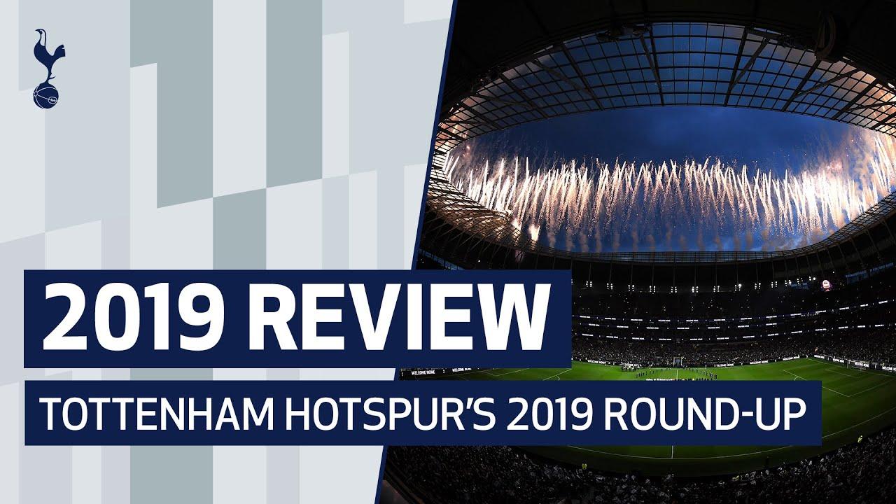 SPURS' 2019 REVIEW | New Stadium, Champions League Final, NFL & Jose Mourinho!