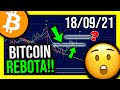 😲 ¡BITCOIN consigue REBOTAR y pone RUMBO a $49.000! 💥 (ANÁLISIS de BITCOIN HOY) ✅