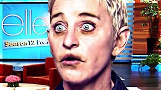 Uncomfortable Awkward Moments That Aired On Ellen