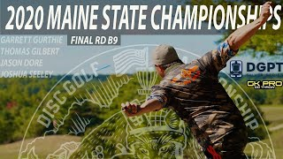 2020 Maine States Championships | FINAL B9 | Gurthie, Gilbert, Dore, Seeley