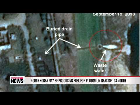 New satellite imagery suggests North Korea may be producing fuel for plutonium reactor: 38 North