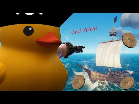 AAA on the Seas! Ship Rescue and Repairs! - Sea of Thieves