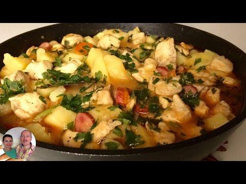 Жаркое из свинины с картошкой – самое аппетитное блюдо