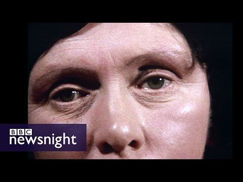 Newsnight archives (1980) - Relatives of Yorkshire Ripper victims speak out