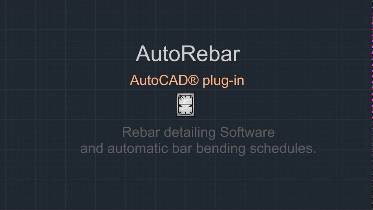 Introduction – AutoRebar