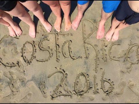 Snorkeling, Body Boarding, Returning Home   Costa Rica 2016   Pt  8