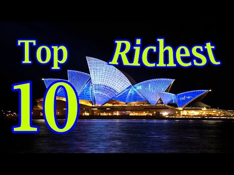 ► Top 10 Richest Countries In The World You Might Not Know