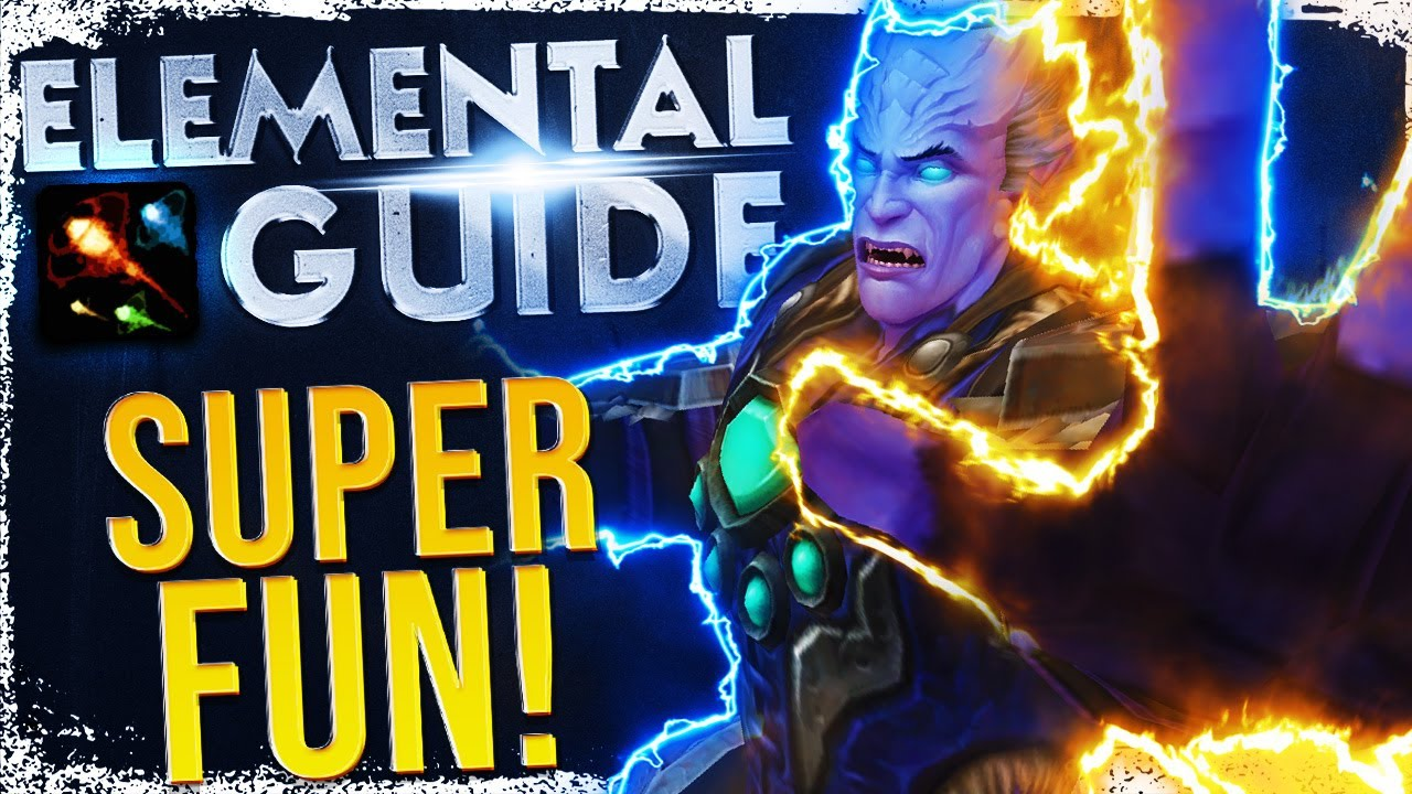 Loving It Elemental Shaman Guide Youtube