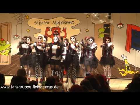 "Alpträume - Showtanzgruppe ""The Flying Circus""- 2015"