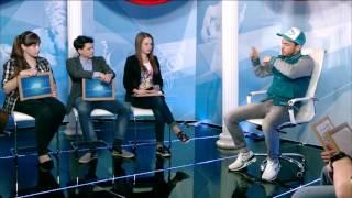 """Победитель шоу """"Танцы"""" на ТНТ Ильшат Шабаев"""
