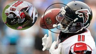 NFL Stars Rarely Dropping Passes | NFL