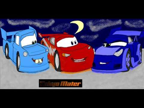 cars pixar fanart 2 YouTube