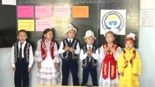 Бишкектин 80 мектебинде 1 сентябрь билим күнү белгиленди