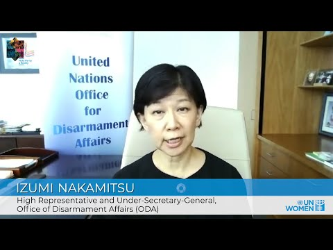 Making Parity a Reality in the UN | High Representative Izumi Nakamitsu