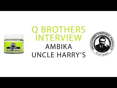 Q Brothers Interview Ambika from Uncle Harry's Part 1