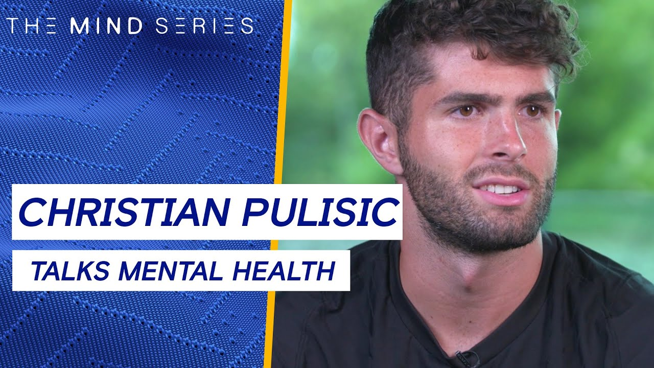 """""""Expressing how you feel to someone else can help so much"""" 