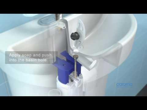 Installing A Profile Smart Dual Flush Toilet