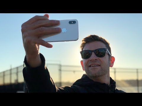 Download Youtube: Apple iPhone X - FIRST LOOK and field test (with Chase Jarvis)