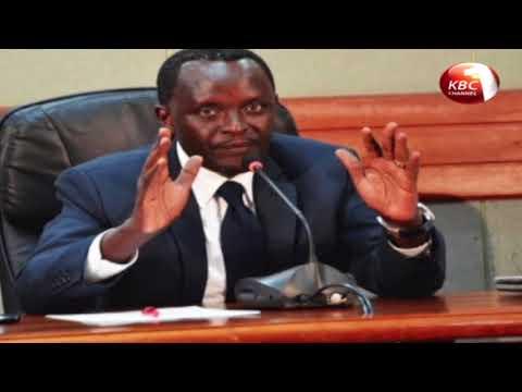 Martin Ngoga named the new speaker of the East African Legislative Assembly