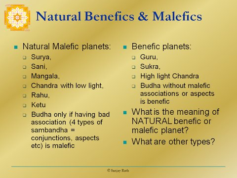 Natural benefics and malefics navagraha02-slide8
