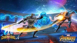 Marvel Contest of Champions -- Corvus Glaive Spotlight