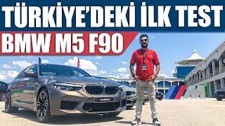 2018 BMW F90 M5 ve 8 Serisi Tanıtımı | Türkiye'deki İlk Test