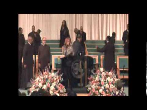 Dorinda Clark Cole-God has not forgotten you Part 2