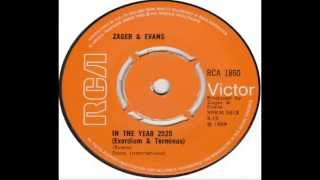 Zager and Evans - Year 2525 (1969)