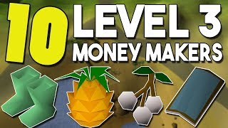 Top 10 Money Making Methods with No Requirements! Oldschool Runescape Money Making Methods! [OSRS]