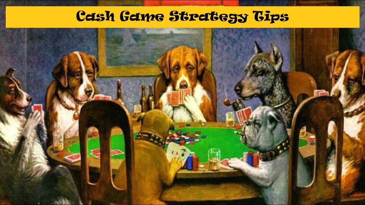 Poker Game Strategy
