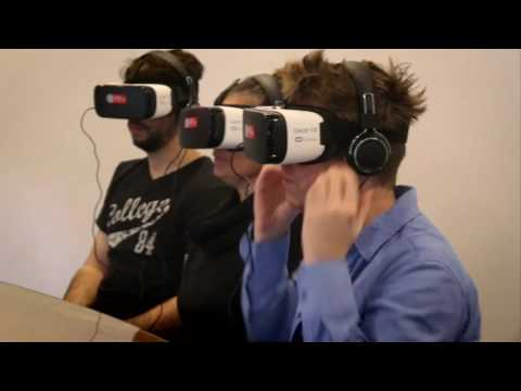 Virtual Reality promo
