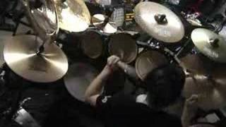 The Heretic Anthem On Drums