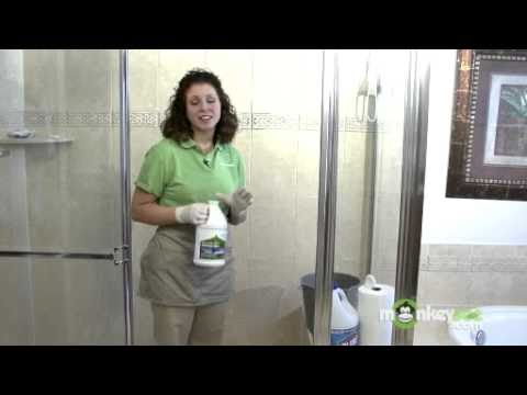 Bathroom Cleaning - Mildew Stains in Tubs and Showers