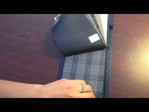 Scabal. Nobility Jacketings - ткани на пиджак