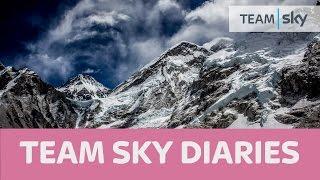 Team Sky Diary 6: Giro d