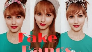 How to: Fake Bangs | Stella Thumbnail