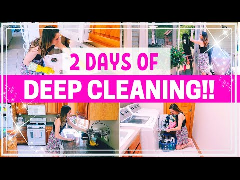 REAL MESS TIME LAPSE DECLUTTER AND ORGANIZE :: DEEP CLEAN KITCHEN :: CLEAN WITH ME