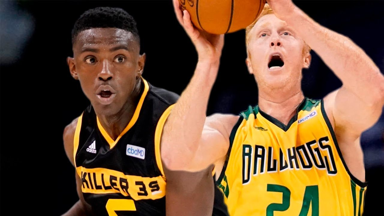 Killer 3's vs Ball Hogs Full Game Highlights | Week 5 | Season 3, BIG3 Basketball, July 21