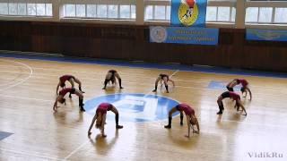 Спортивный танец - Черлидинг